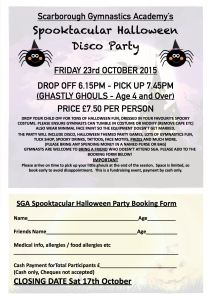 HALLOWEEN Disco Party Updated