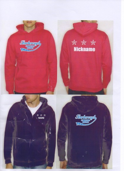 Hoodies & Zip Hoodies