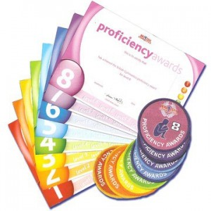 proficiency awards
